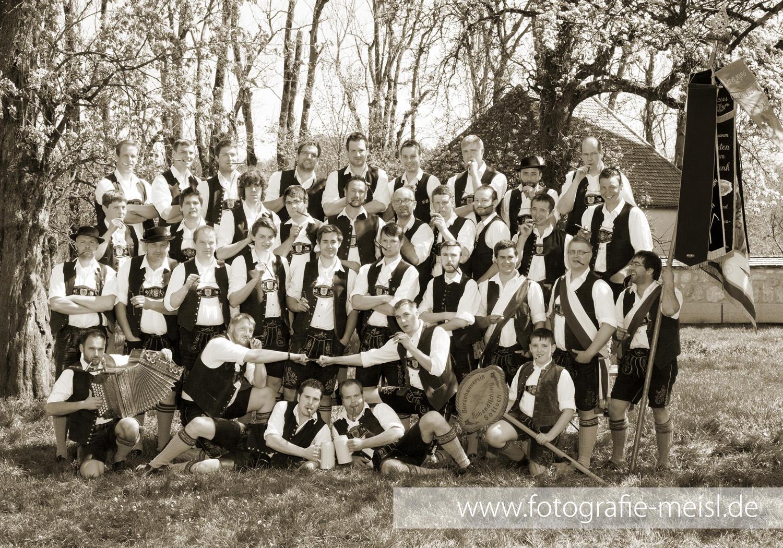 Gruppenbild Burschenverein