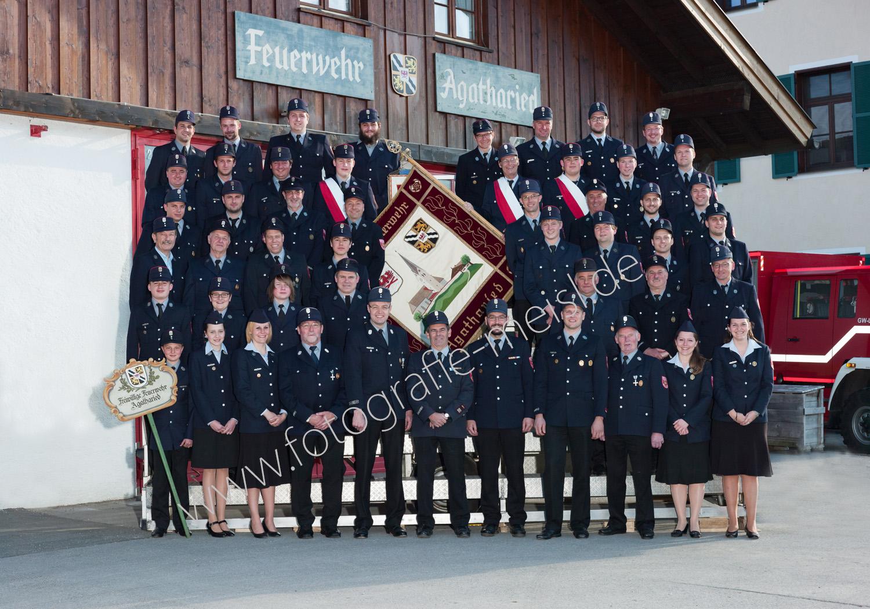 Gruppenfoto Freiwillige Feuerwehr
