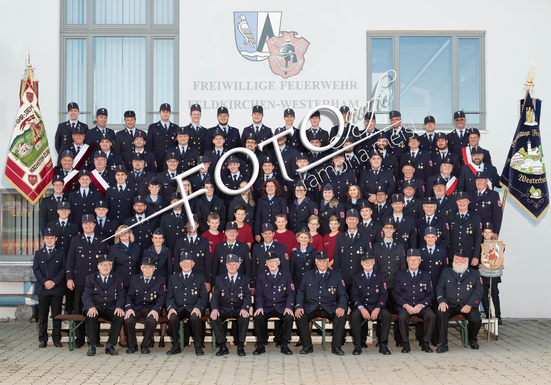 Vereinsgruppenfoto