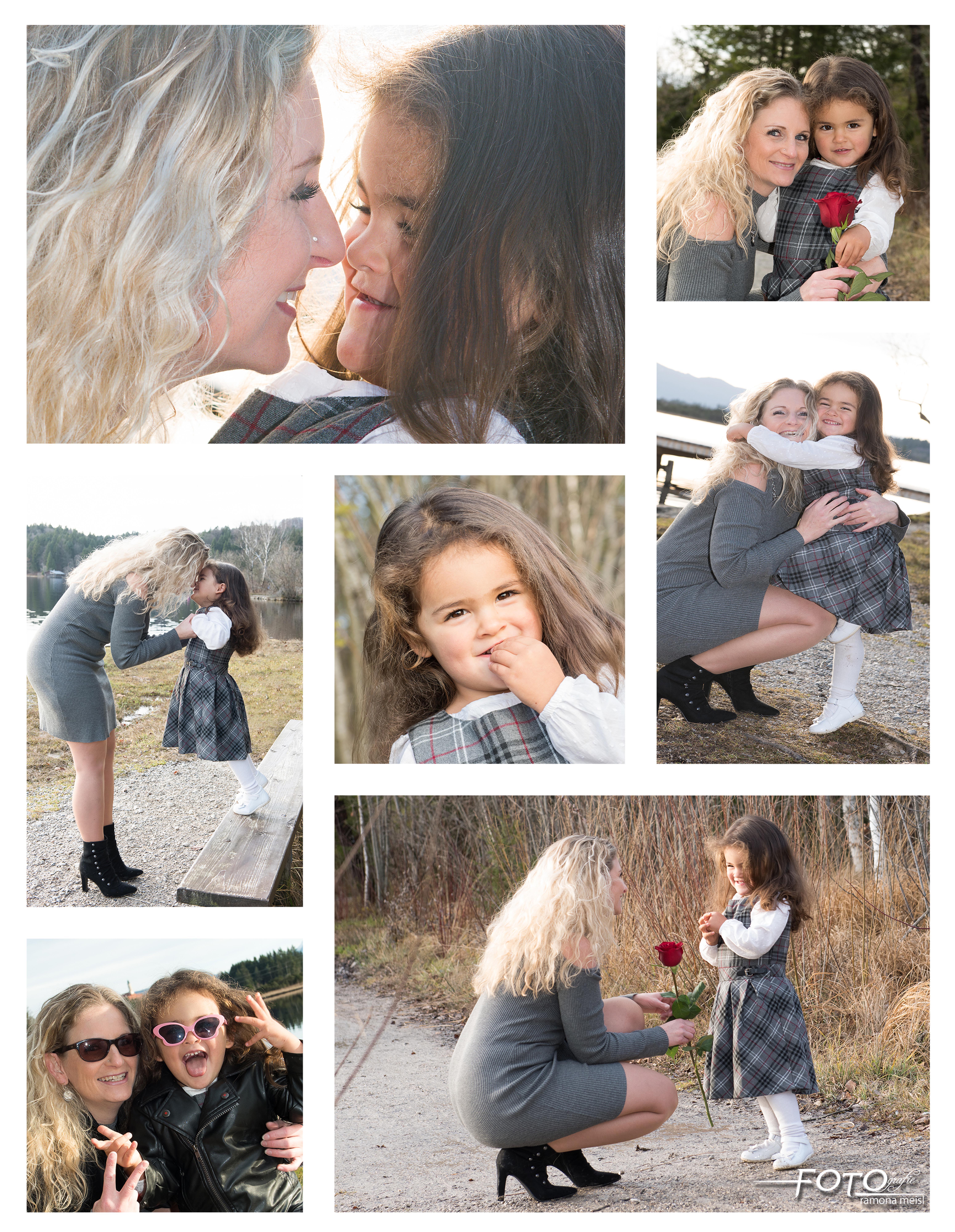 Familienfotos, Familienportrait, Familienshooting, Familienbilder, Familienbilder, Fotoshooting, Fotografie Meisl, Fotostudio, Familienfotograf